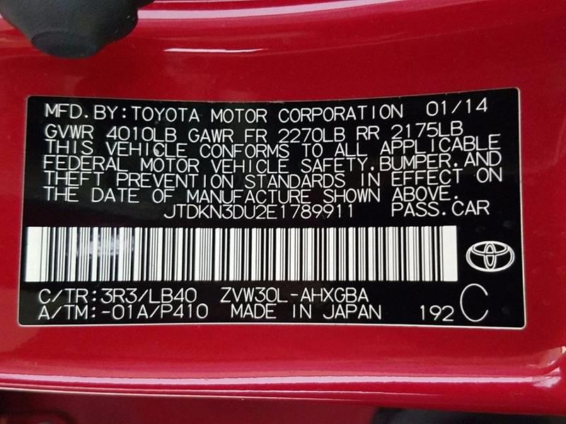2014 Toyota Prius for sale at Car Club USA in Hollywood FL