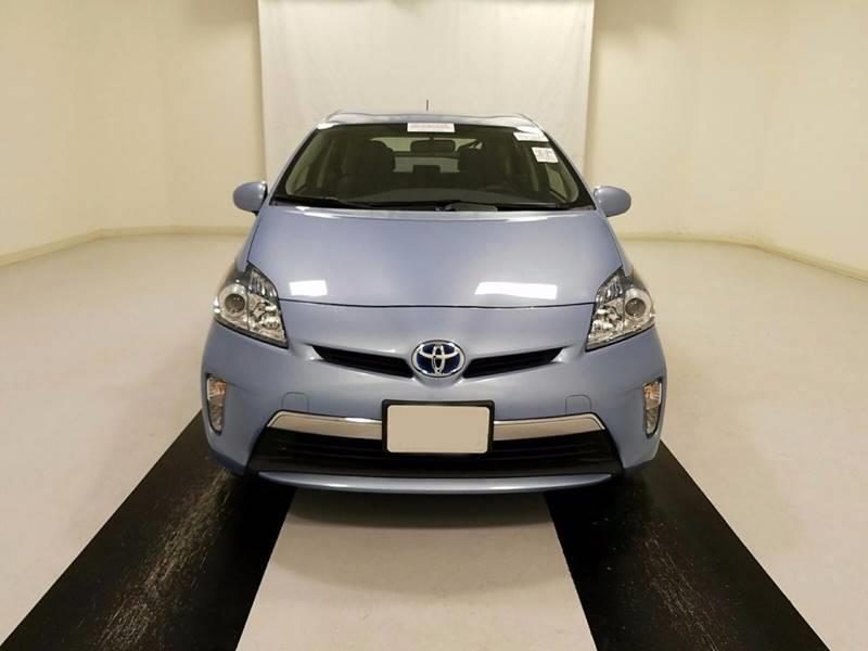 2014 Toyota Prius Plug-in Hybrid for sale at Car Club USA in Hollywood FL