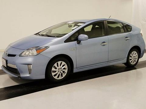 2014 Toyota Prius Plug-in Hybrid for sale in Hollywood, FL