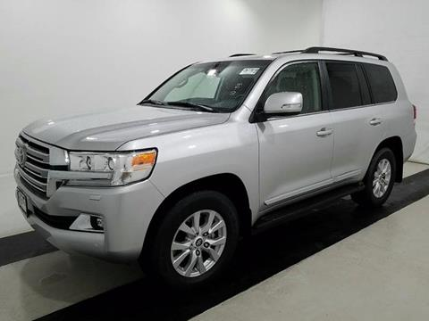 2017 Toyota Land Cruiser for sale in Hollywood, FL