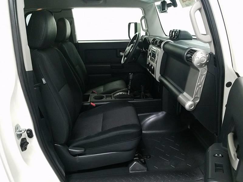 2014 Toyota FJ Cruiser for sale at Car Club USA in Hollywood FL