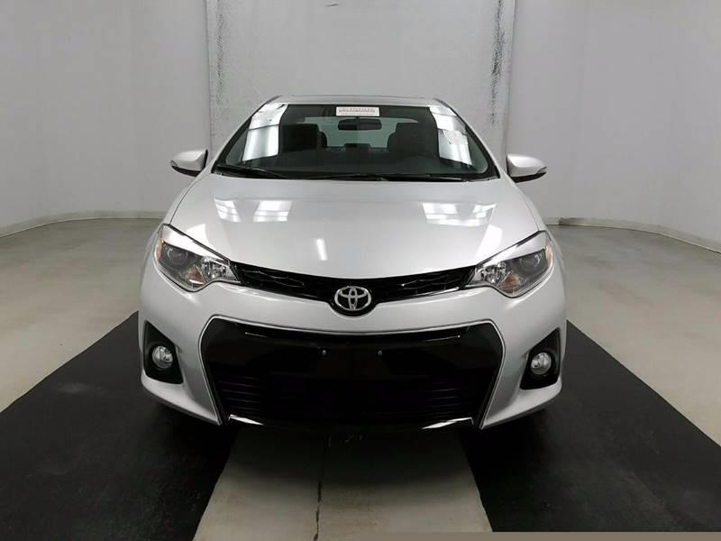 2016 Toyota Corolla for sale at Car Club USA in Hollywood FL