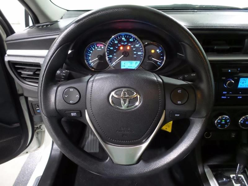 2015 Toyota Corolla for sale at Car Club USA in Hollywood FL