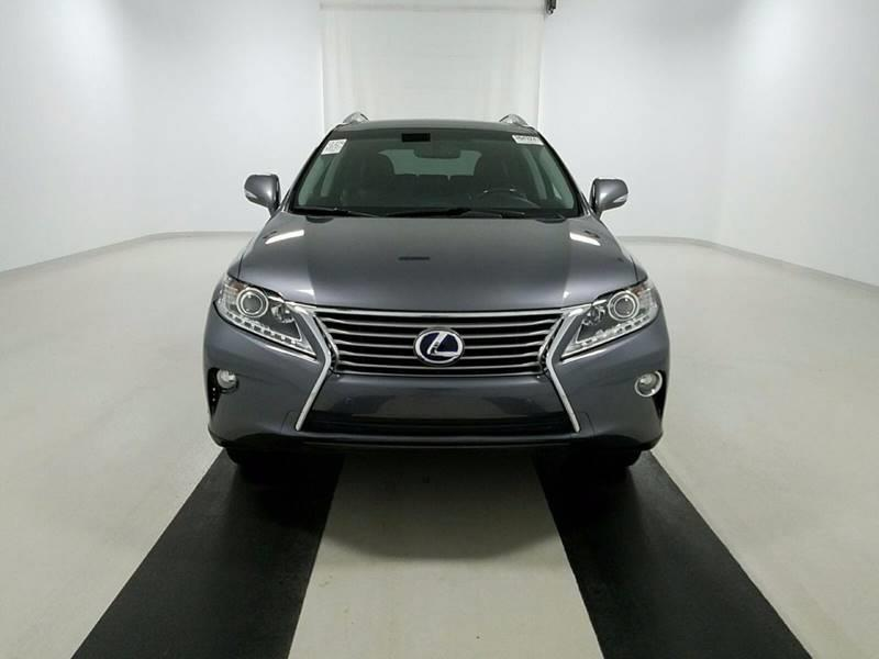 2013 Lexus RX 450h for sale at Car Club USA in Hollywood FL