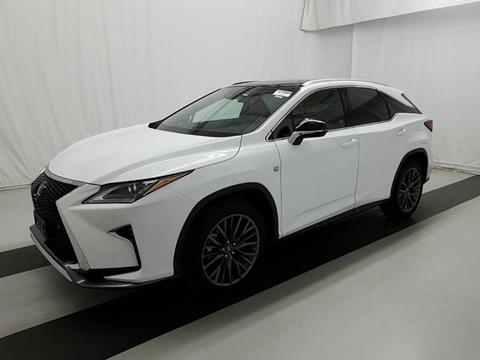 2016 Lexus RX 350 for sale in Hollywood, FL
