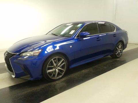 2016 Lexus GS 350 for sale in Hollywood, FL
