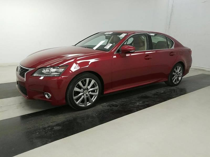 2015 Lexus GS 350 for sale at Car Club USA in Hollywood FL