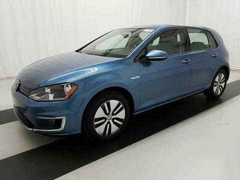 2016 Volkswagen e-Golf for sale in Hollywood, FL