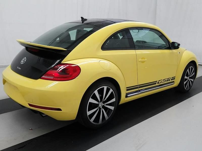 2014 Volkswagen Beetle for sale at Car Club USA in Hollywood FL