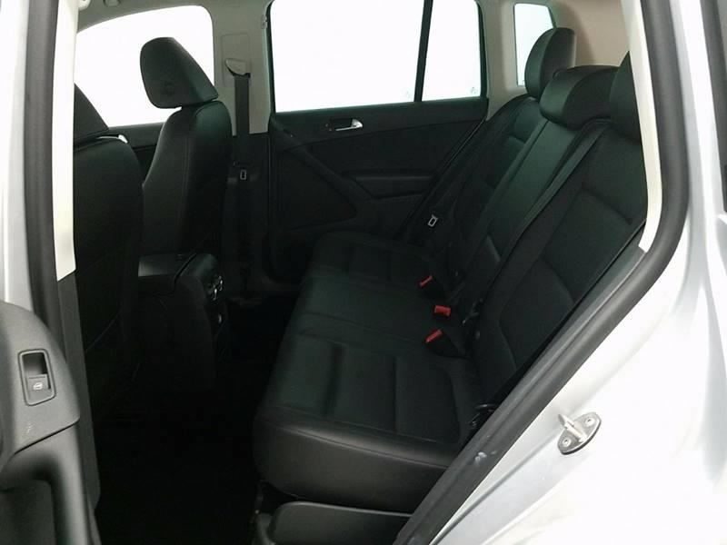 2014 Volkswagen Tiguan for sale at Car Club USA in Hollywood FL
