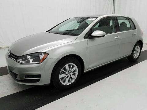 2016 Volkswagen Golf for sale at Car Club USA in Hollywood FL