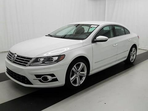 2016 Volkswagen CC for sale at Car Club USA in Hollywood FL