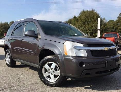 2008 Chevrolet Equinox for sale in Hollywood, FL