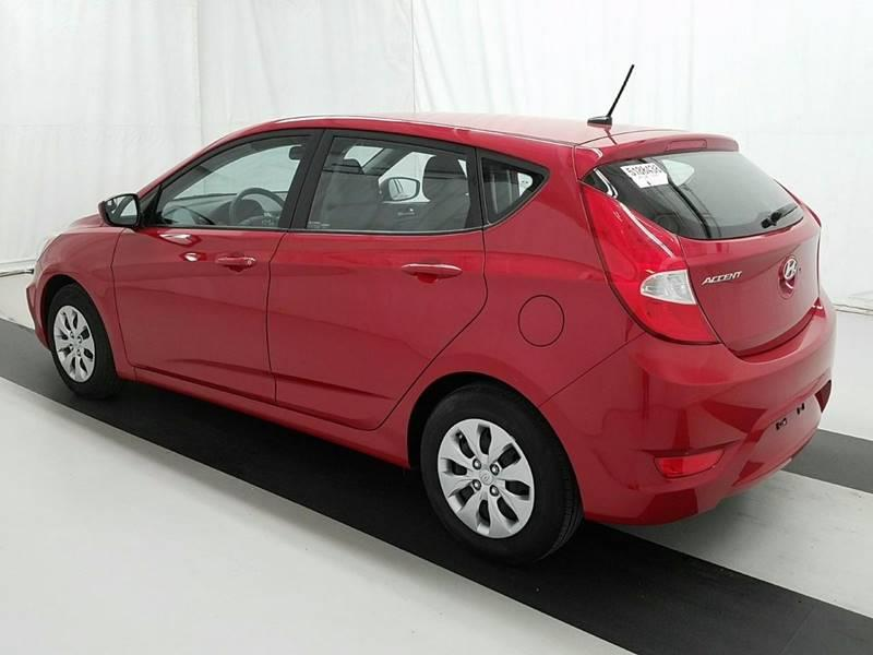 2016 Hyundai Accent for sale at Car Club USA in Hollywood FL