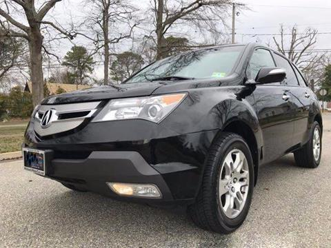 2009 Acura MDX for sale at Car Club USA in Hollywood FL