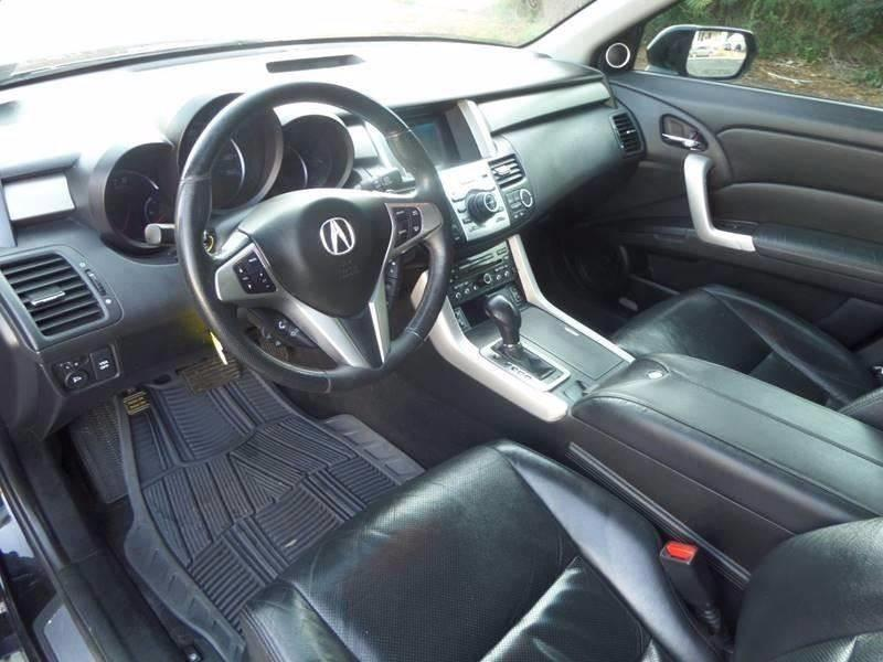 2008 Acura RDX for sale at Car Club USA in Hollywood FL