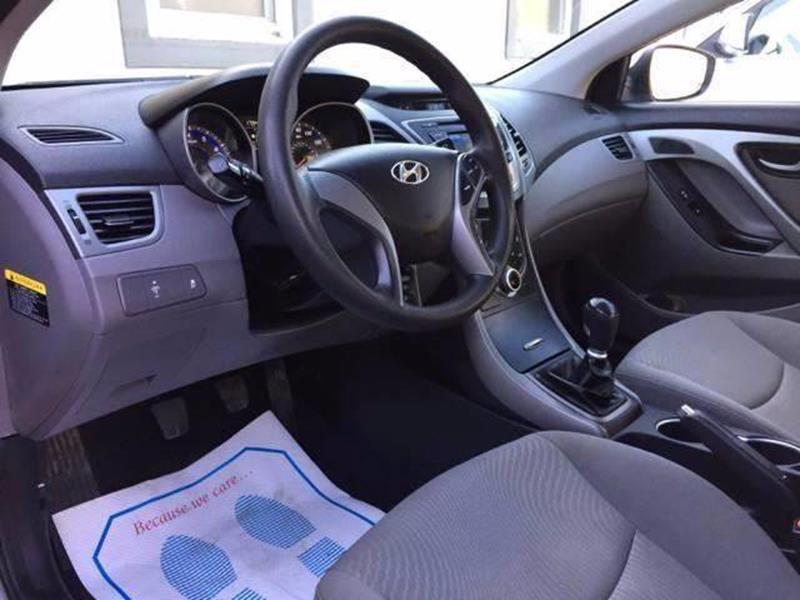 2015 Hyundai Elantra for sale at Car Club USA in Hollywood FL