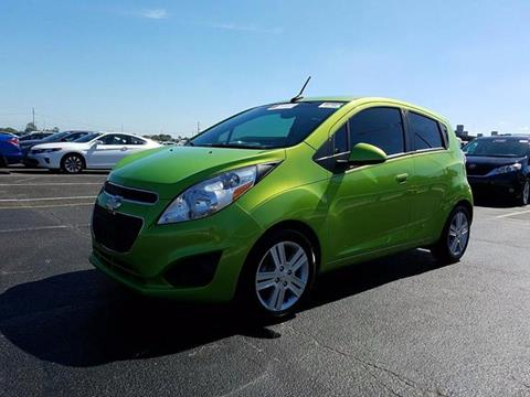 2014 Chevrolet Spark for sale in Hollywood, FL