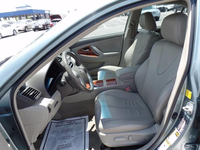 2011 Toyota Camry for sale at Car Club USA in Hollywood FL