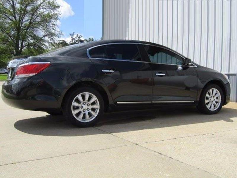 2012 Buick LaCrosse for sale at Car Club USA - Hybrid Vehicles in Hollywood FL