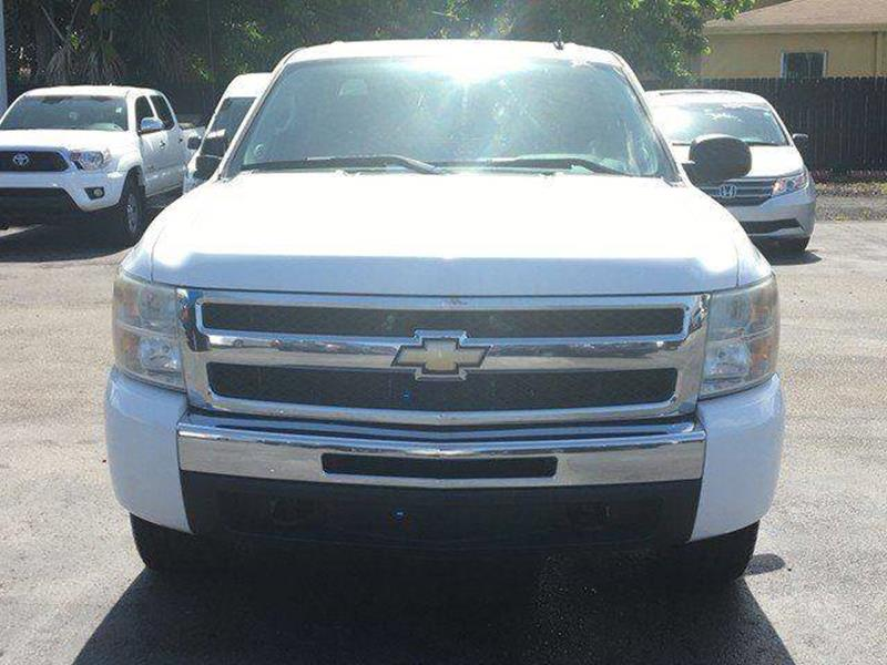 2011 Chevrolet Silverado 1500 Hybrid for sale at Car Club USA - Hybrid Vehicles in Hollywood FL