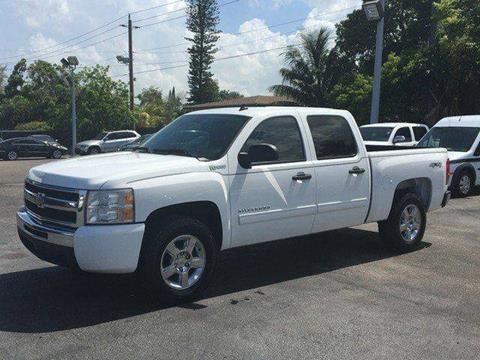 2011 Chevrolet Silverado 1500 Hybrid for sale in Hollywood, FL