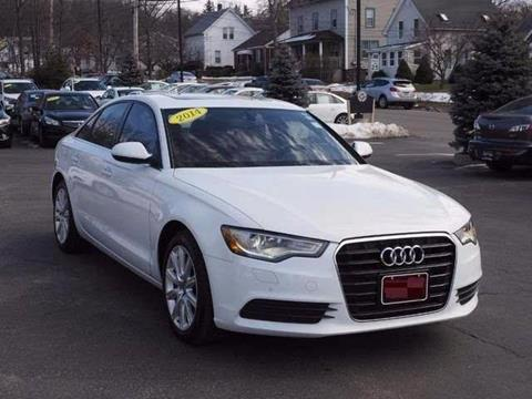 2014 Audi A6 for sale at Car Club USA in Hollywood FL