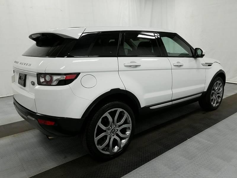 2014 Land Rover Range Rover Evoque for sale at Car Club USA in Hollywood FL
