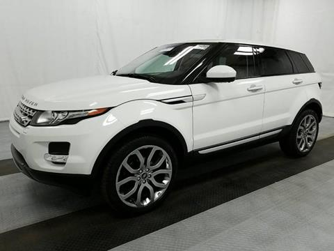 2014 Land Rover Range Rover Evoque for sale in Hollywood, FL