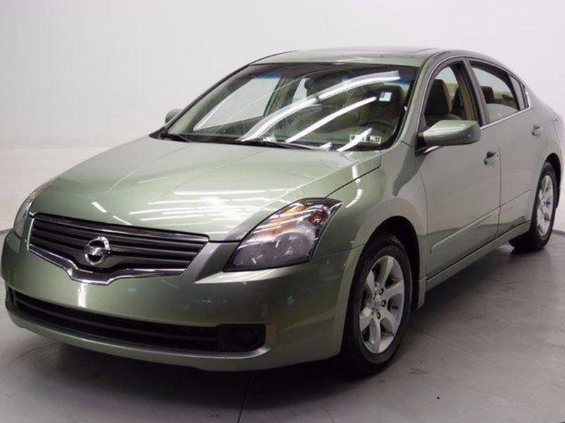 2008 Nissan Altima for sale at Car Club USA in Hollywood FL