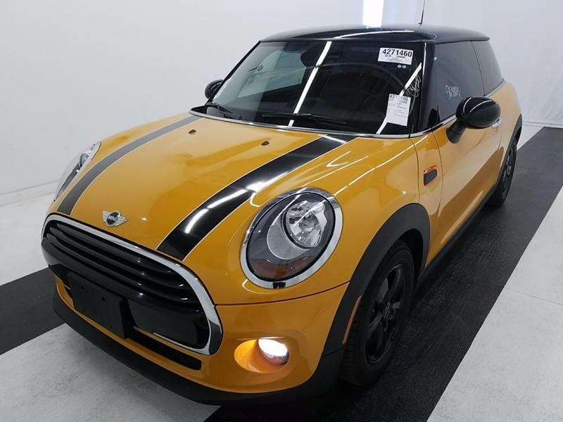2016 MINI Hardtop for sale at Car Club USA in Hollywood FL