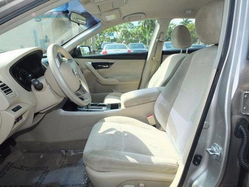 2013 Nissan Altima for sale at Car Club USA in Hollywood FL