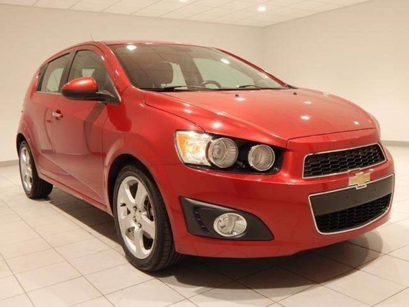2012 Chevrolet Sonic for sale at Car Club USA in Hollywood FL