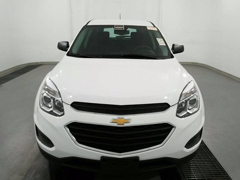 2017 Chevrolet Equinox for sale at Car Club USA in Hollywood FL