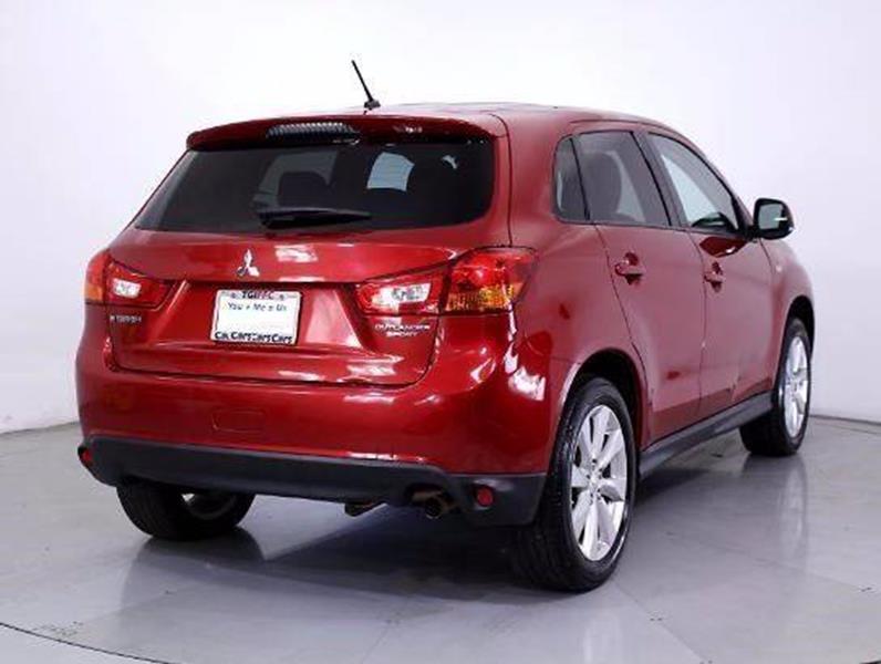2013 Mitsubishi Outlander Sport for sale at Car Club USA in Hollywood FL