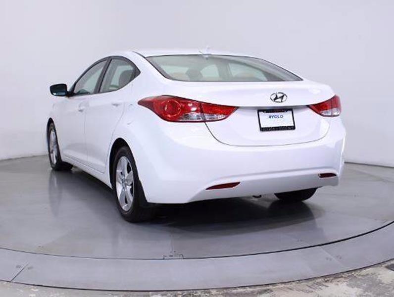 2013 Hyundai Elantra for sale at Car Club USA in Hollywood FL