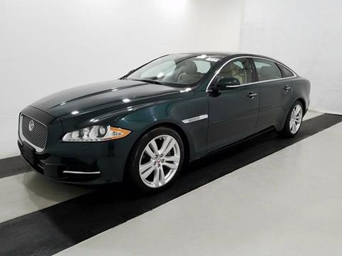 2014 Jaguar XJL for sale in Hollywood, FL