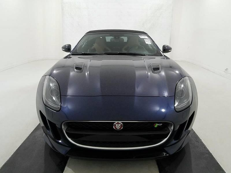 2016 Jaguar F-TYPE for sale at Car Club USA in Hollywood FL