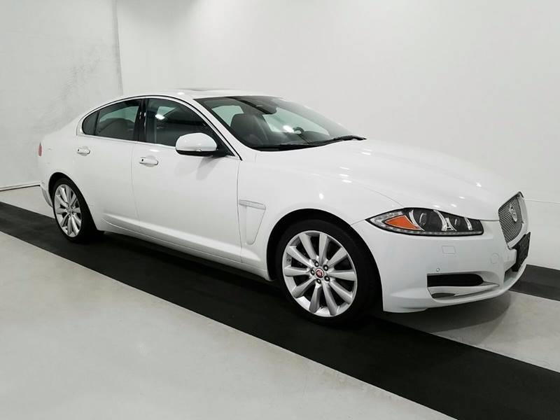 2014 Jaguar XF for sale at Car Club USA in Hollywood FL