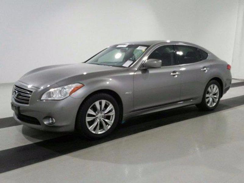 2012 Infiniti M35h for sale at Car Club USA - Hybrid Vehicles in Hollywood FL