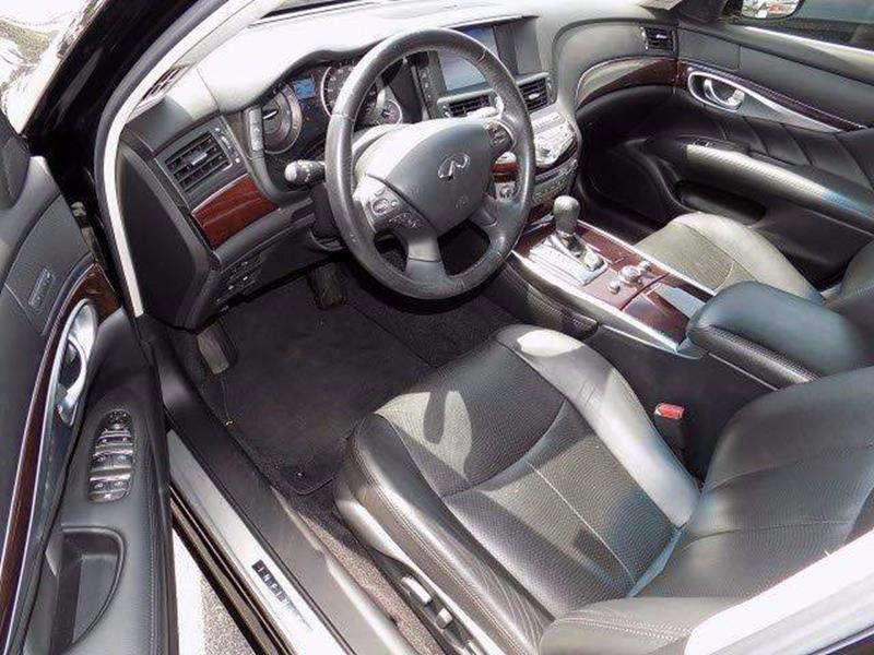 2013 Infiniti M35h for sale at Car Club USA - Hybrid Vehicles in Hollywood FL