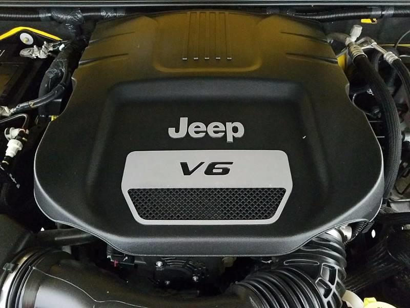 2015 Jeep Wrangler Unlimited for sale at Car Club USA in Hollywood FL