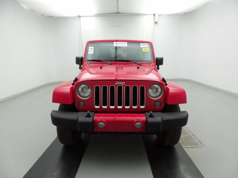 2016 Jeep Wrangler Unlimited for sale at Car Club USA in Hollywood FL