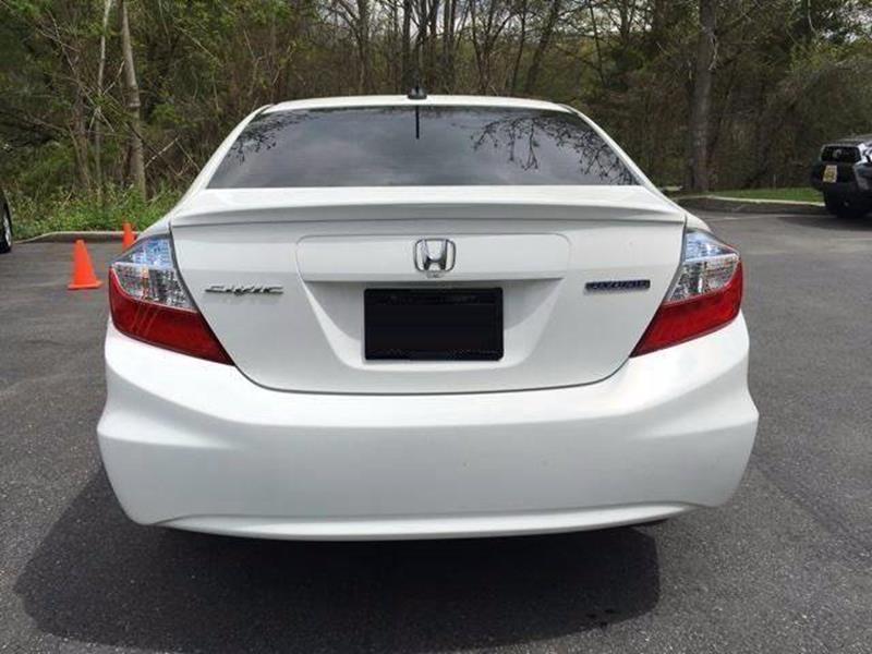 2012 Honda Civic for sale at Car Club USA in Hollywood FL
