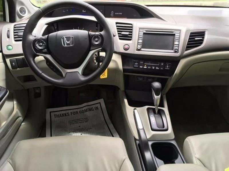 2012 Honda Civic for sale at Car Club USA in Hollywood FL