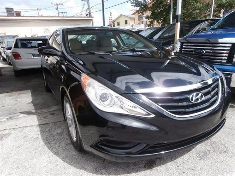 2011 Hyundai Sonata for sale at Car Club USA in Hollywood FL