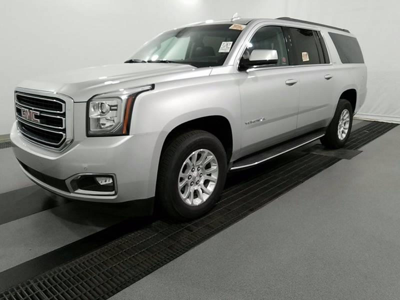 2016 GMC Yukon XL for sale at Car Club USA in Hollywood FL