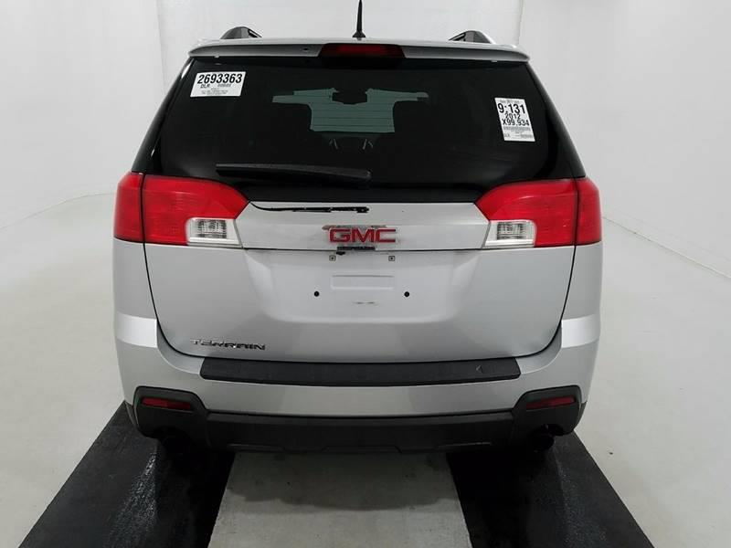 2012 GMC Terrain for sale at Car Club USA in Hollywood FL