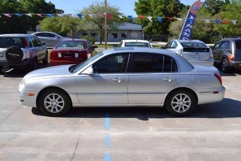2008 Kia Amanti for sale at Car Club USA in Hollywood FL