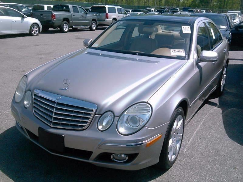2007 Mercedes-Benz E-Class for sale at Car Club USA in Hollywood FL
